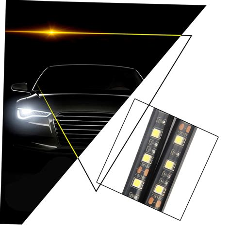 Cer Awning String Lights by Led Rv Awning Roof Lights Custom Made 90 5050 Smd Truck