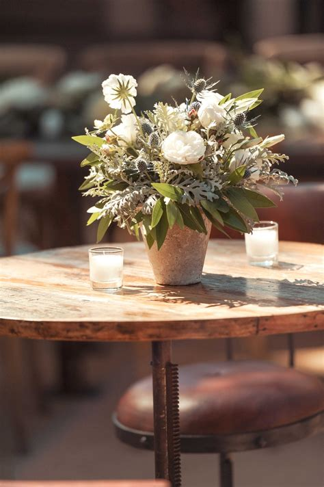 reception d 233 cor photos rustic wood cocktail table with