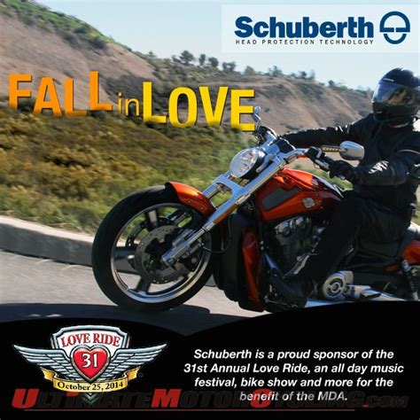 schuberth fall in love sweepstakes announced - Love Sweepstakes