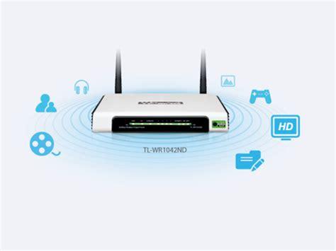 Harga Tp Link Wifi harga jual tp link tl wr1042nd 300mbps wireless n gigabit