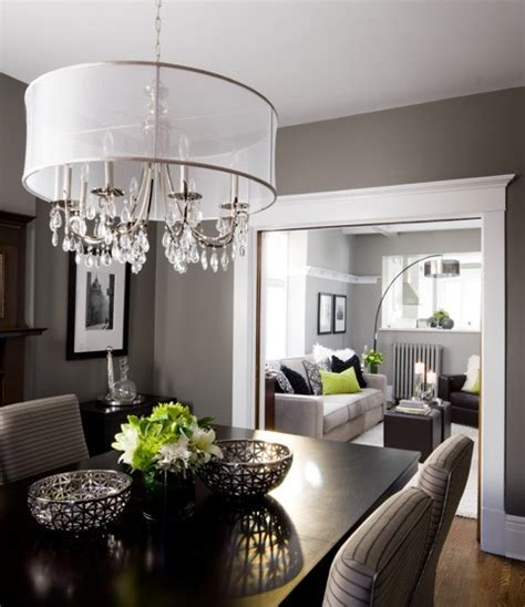 Grey Living Room Benjamin Lockhart Traditional Dining Room Toronto By