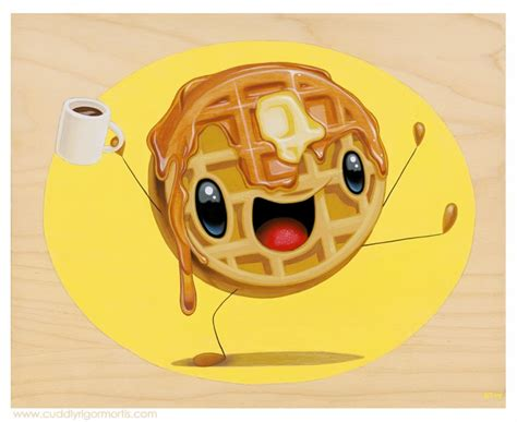 Mr. Good Morning Waffle / Boing Boing