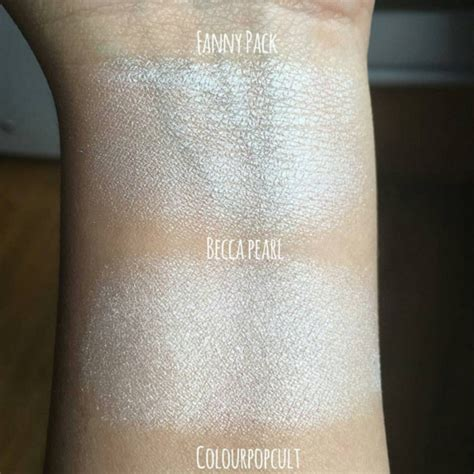 Becca Highliter Shade Pearl dupethat becca pearl dupes