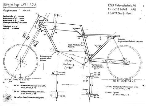 Motorradrahmen Bauen by Cling On For Dear Egli Cb750 Racer Restoration