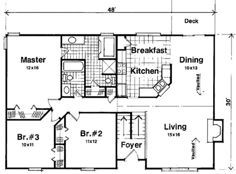 split foyer floor plans search split level