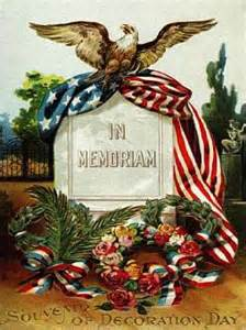 decoration day becomes memorial day how design