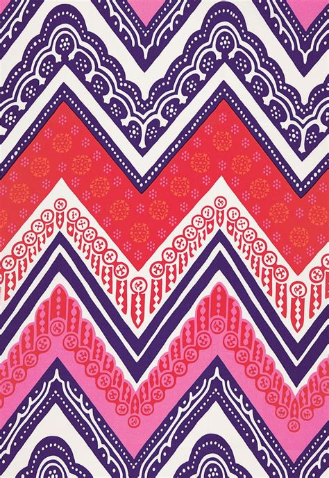 color pattern maker bold colors and arabesque patterns make this red pink