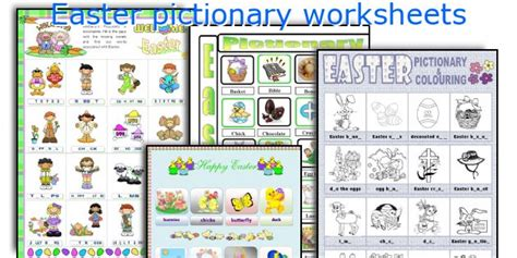 Pictionary Words Printable Cards