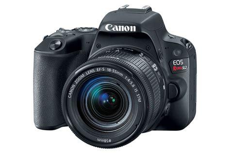 camara nikon o canon canon eos rebel sl2 dslr camera with 18 55mm lens schiller s