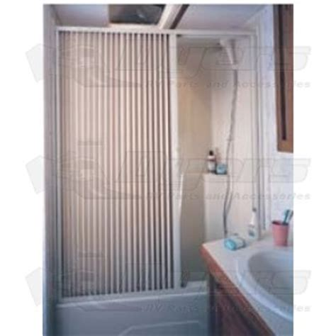 Irvine Shower Door Irvine 36 Quot X 57 Quot Ivory Folding Shower Doors Shower Doors Curtains Bathtubs And Shower Pans