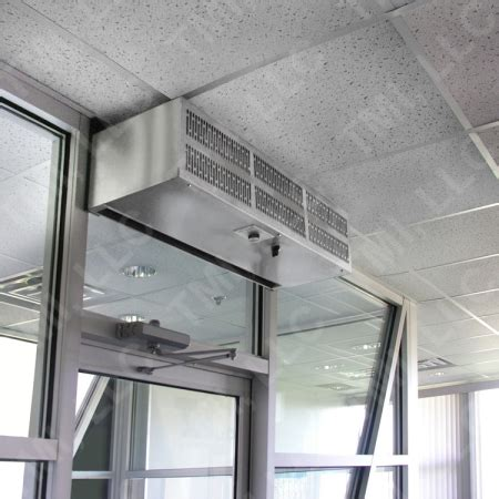 Overhead Door Air Curtain Commercial Air Curtains Other Commercial Equipment