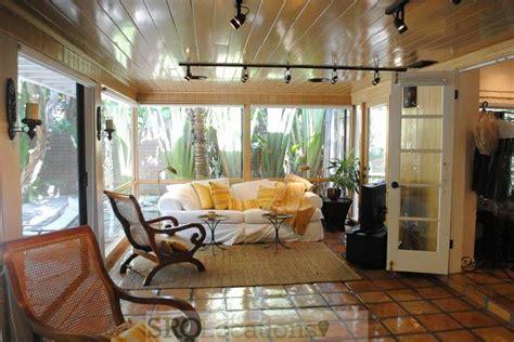 Cottage Sunrooms cottage sunroom patio yard inspiration