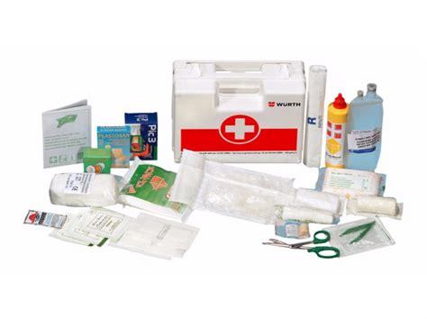 cassette di pronto soccorso normativa cassetta di pronto soccorso valigetta di pronto soccorso