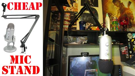 Blue Yeti Desk Stand by Cheap Adjustable Mic Stand Blue Yeti Desk Stand