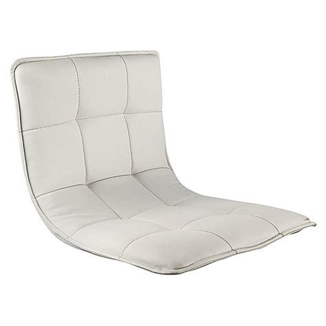 venus asiento lounge blanco apto  taburete de cocina bauhaus