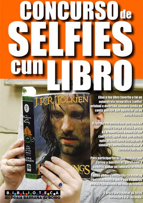 libro selfies biblioteca do ies praia barra 241 a de boiro concurso de