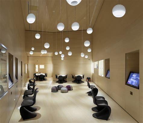 Space Room Lounge by Iluminacion En Espacios Multifuncionales
