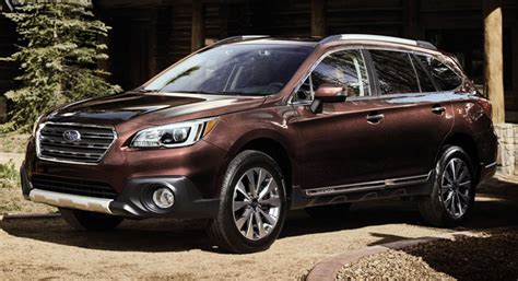 subaru outback touring 2018 subaru introduces 2017 outback touring and legacy sport