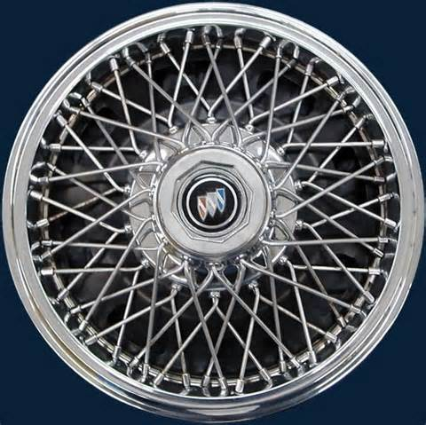 Buick Wheel Covers 82 83 84 85 Buick Century Wire Hubcap Wheel Cover Used Ebay