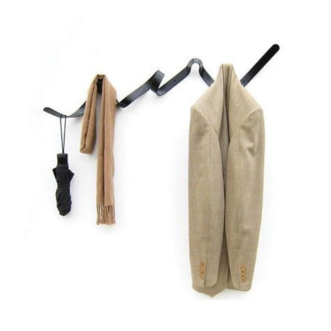 unique coat hangers 10 cool and unique wall mounted coat hangers and hooks
