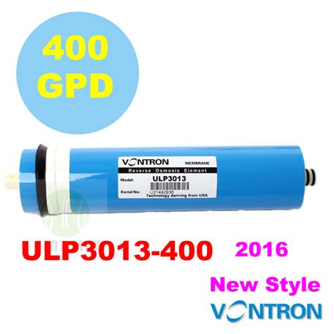 Diskon Membrane Ro Keensen 400 Gpd 3013 water filter vontron ulp3013 400 residential 400 gpd ro membrane for osmosis system