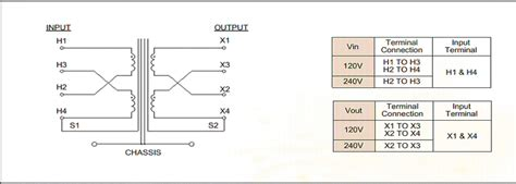 topaz isolation transformer wiring diagram circuit and