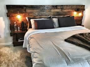 25 best ideas about headboard lights on