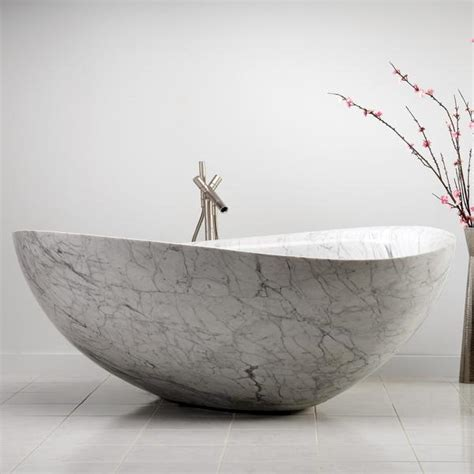Bathub Standing Oshin Marble bathtubs marble granite travertine forest
