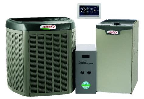 air purification system for furnace lennox hvac options