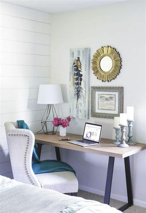 Small Desk Area Ideas Schreibtisch Ideen Und Tipps F 252 R Die Perfekte B 252 Roorganisation