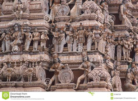indian temple sculpture books sculptures on hindu temple royalty free stock photos
