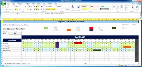 7 Free Excel Timesheet Template Multiple Employees Exceltemplates Exceltemplates Microsoft Excel Employee Schedule Template