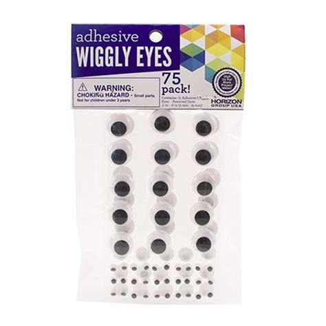 printable wiggly eyes adhesive wiggly eyes craft project ideas