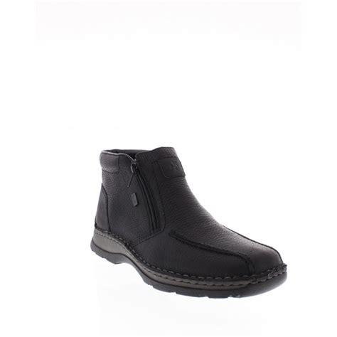 mens tex boots rieker 32363 00 mens black rieker tex boot rieker mens