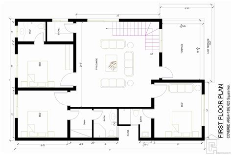 design house plans 35x65 house design plans gharplans pk
