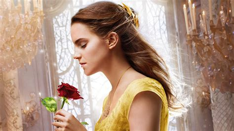 emma watson di film beauty and the beast wallpaper emma watson beauty and the beast belle 2017