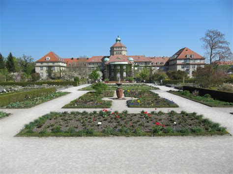 Panoramio Photo Of Botanischer Garten M 252 Nchen Botanical