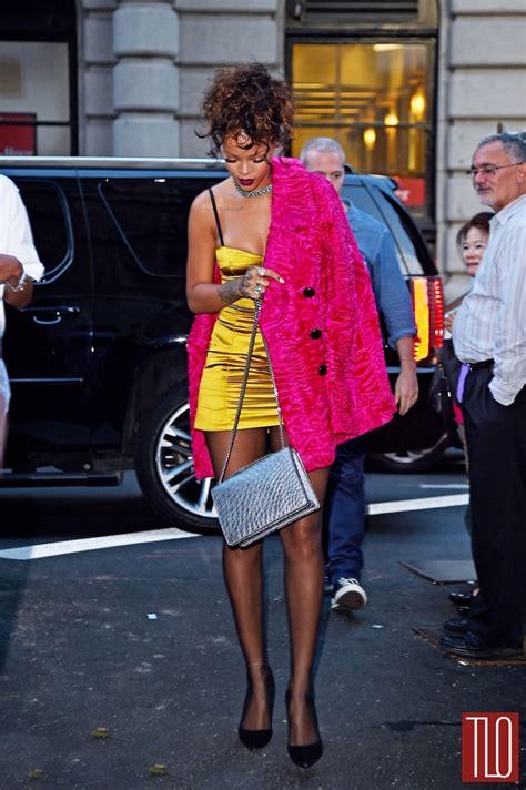 Marc Rihanna Bag by Rihanna In Marc In New York Tom Lorenzo