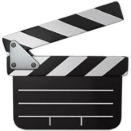 film clapper board emoji clapper board emoji u 1f3ac