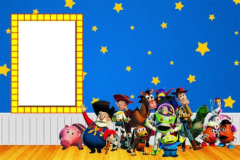 toy story free printable invitations is it for parties