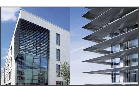 horizontale fassade fassaden aus aluminium philippi metallbau fassaden aus
