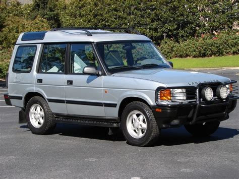 how things work cars 1996 land rover discovery free book repair manuals 1996 land rover discovery information and photos momentcar