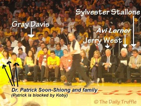 lakers courtside seat map lakers celtics 2010 finals 1 004 21
