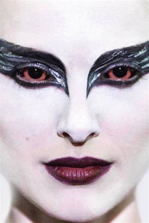 The Natalie Portman Is Scary by 25 Trending Black Swan Makeup Ideas On Black