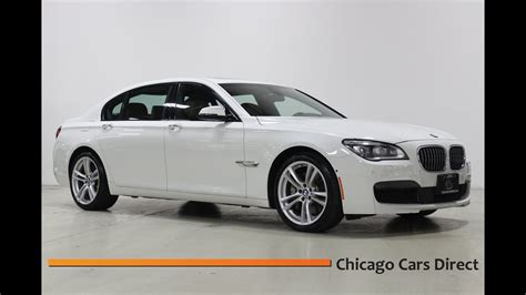 2013 Bmw 750li by Chicago Cars Direct Presents A 2013 Bmw 750li Xdrive Awd M
