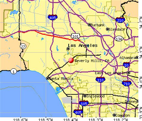 california map beverly beverly ca the burbank caterers