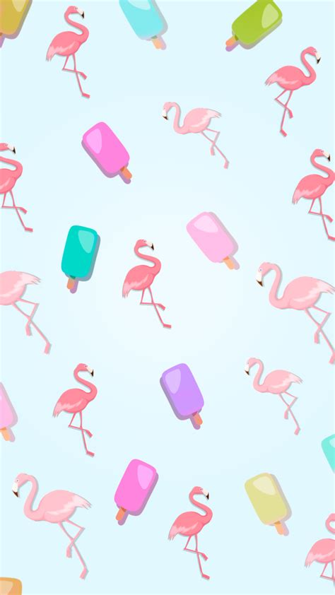 fondos de pantalla para celular freebie fondo de pantalla para celular pop flamingos