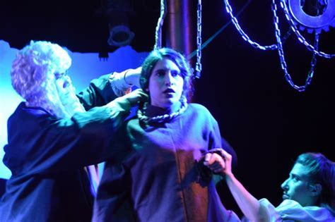 Photo Flash: First Look at New FRANKENSTEIN Musical at the
