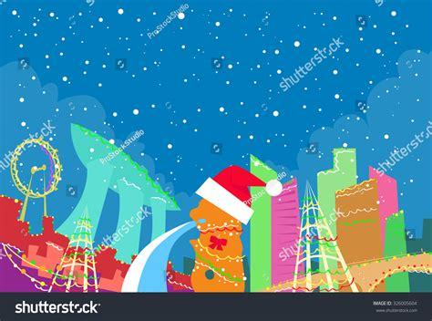 new year card supplier singapore singapore abstract skyline city skyscraper stock