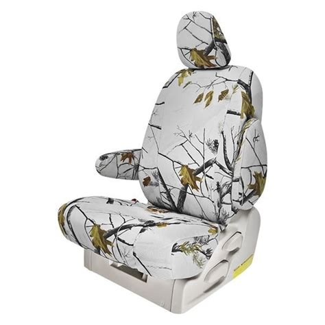 realtree snow camo seat covers northwest seat covers 174 toyota tacoma 2017 camo series